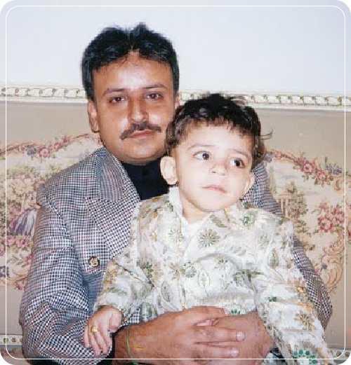 Mir Ali Nawaz Talpur Jr