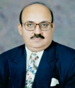 Photo of the Mushtaq Ali Talpur of Tando Muhammad Khan
