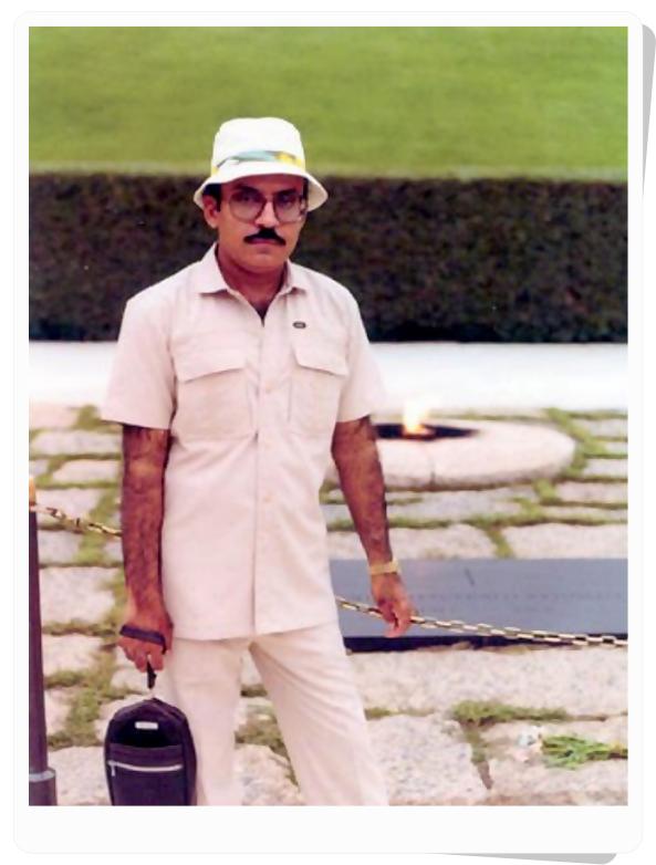 Photo of Mushtaq Ali Talpur, Arlington, USA