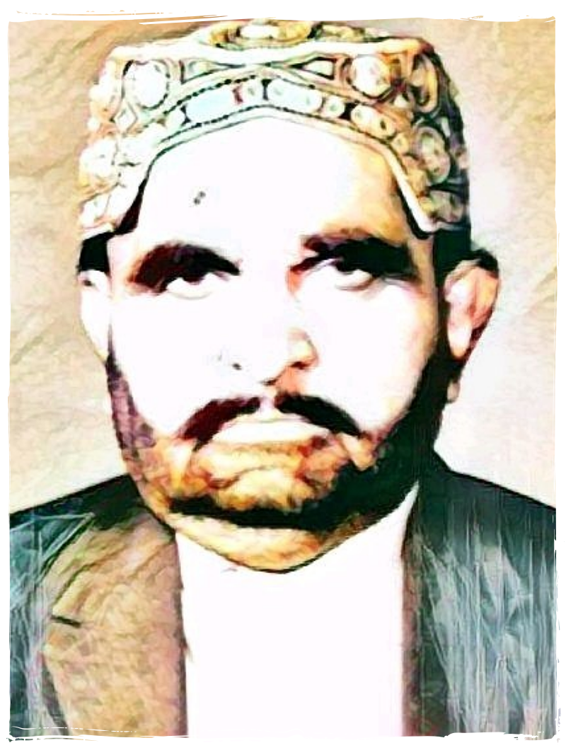 Photo of Mir Ghulam Muhammad Khan Talpur